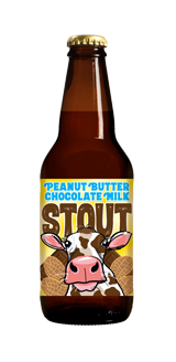 Peanut Butter Chocolate Milk Stout